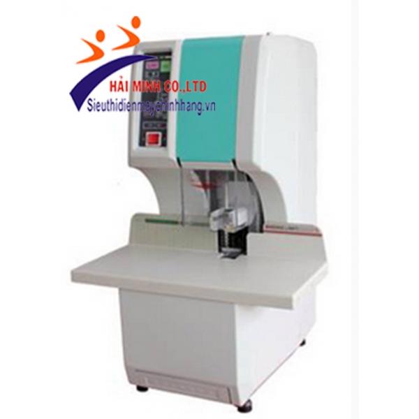 Máy khoan chứng từ chốt nhựa MANIC B-860 HJ-200