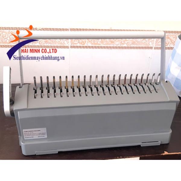 Máy đóng sách xoắn nhựa DSB CB-122
