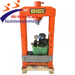 Máy ép thủy lực dùng điện Kocu DMY-100T