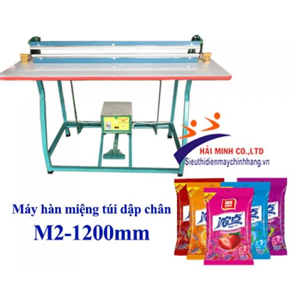Máy hàn miệng túi M2-1200mm