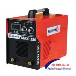 Máy hàn que điện tử Weldcom Maxi 250