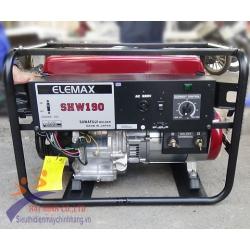 Máy phát hàn Honda Elemax SHW190