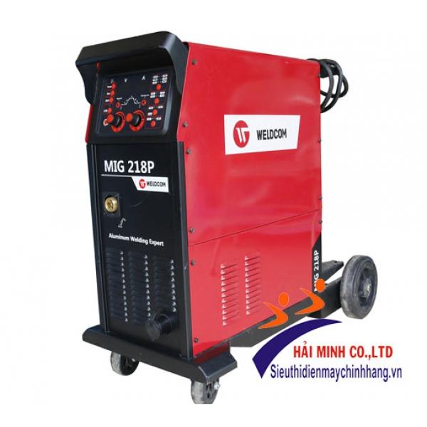 Máy hàn Mig nhôm dùng điện Mig218PS-220V