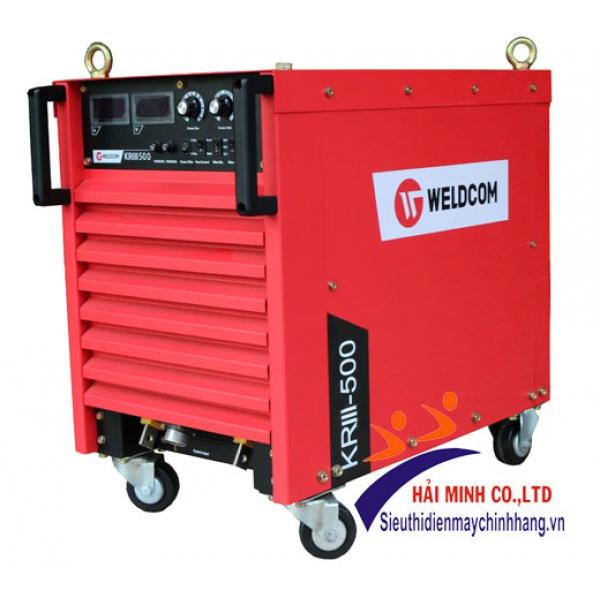 Máy hàn bán tự động KRIII-500