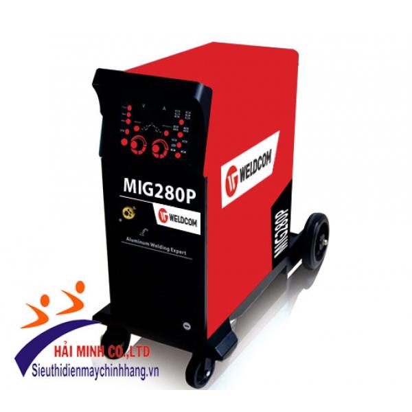 Máy hàn Mig nhôm dùng điện Mig280P-380V