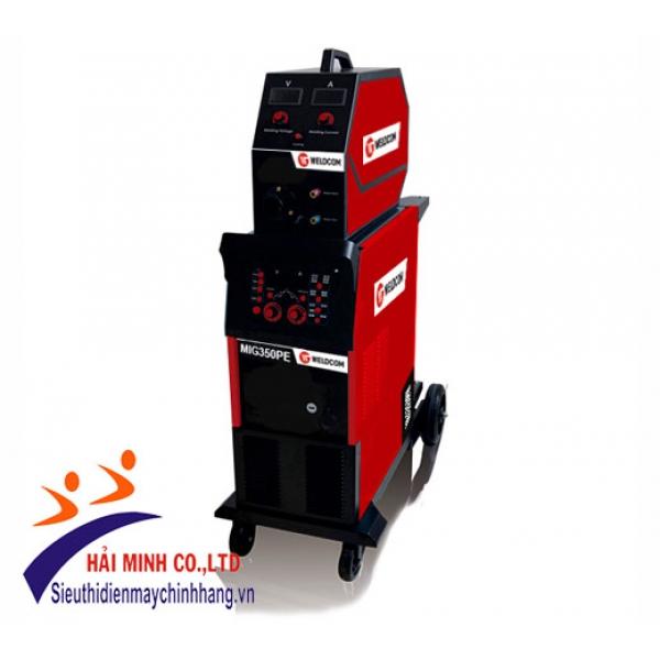 Máy hàn Mig nhôm dùng điện Mig350PE-380V