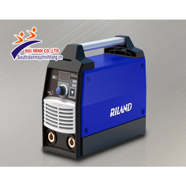 Máy hàn mig Riland Inverter MIG 200CT ( dùng MOSFET- Hàn 2 chức năng MIG, MMA)