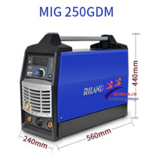 Máy hàn MIG Riland MIG 250GDM