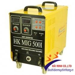 Máy hàn Mig Hồng Ký HKMIG500I-IGBT
