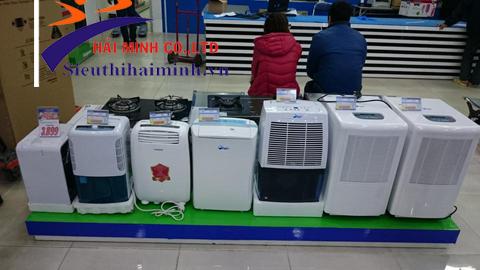 Kinh nghiệm chọn mua máy hút ẩm cho gia đình