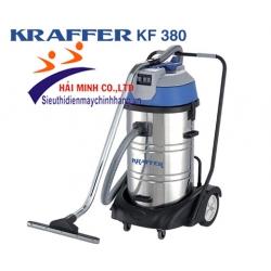 Máy hút bụi công nghiệp KRAFFER KF380 (03motor)