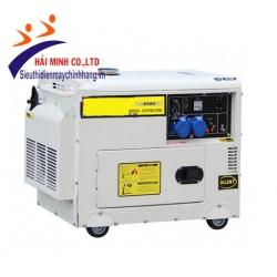 Máy phát điện I-MIKE DG 8500SE ( siêu cách âm, mở nắp trên)