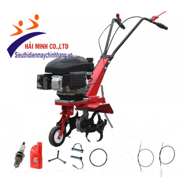 Máy xới đất mini HM 5,5HP
