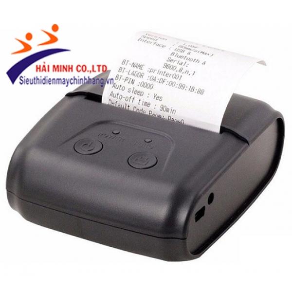 Máy in hóa đơn di động cầm tay P800