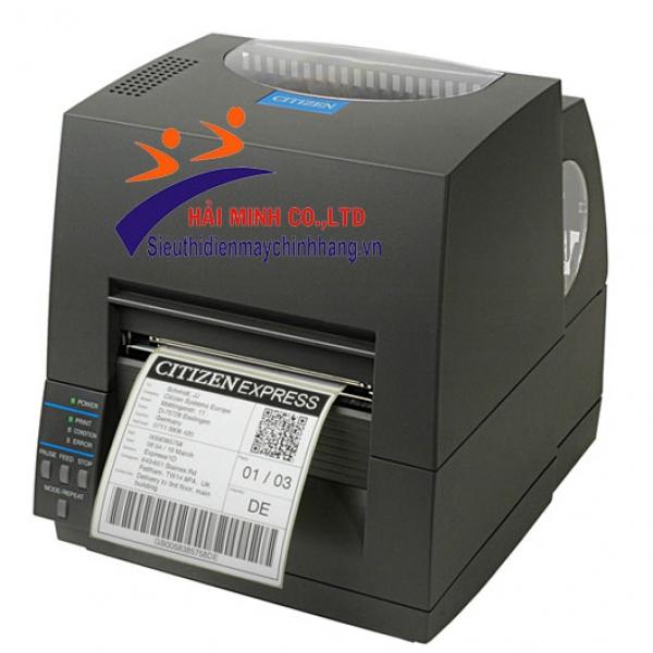 Máy in mã vạch Citizen CL-S621