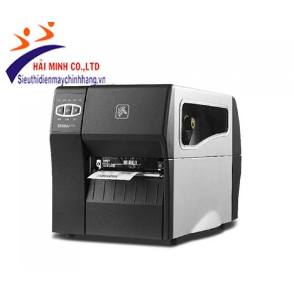 Máy in mã vạch Zebra ZT210-300dpi