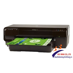 Máy in phun màu HP Officejet 7110 - H812