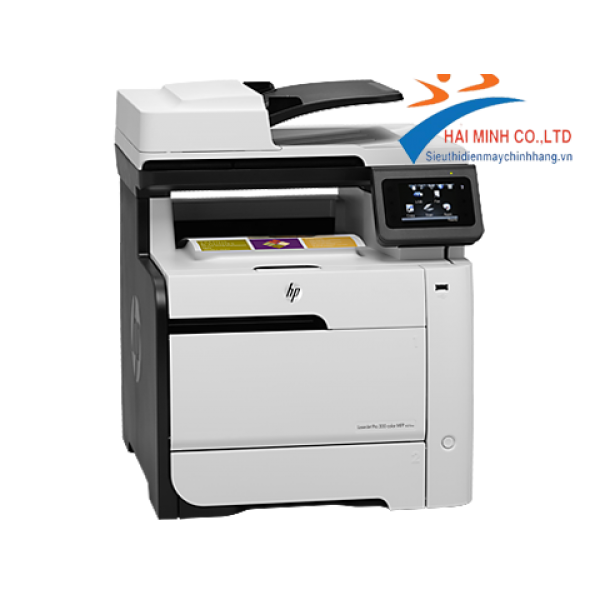 HP LaserJet 400 Color MFP M475dn Printer