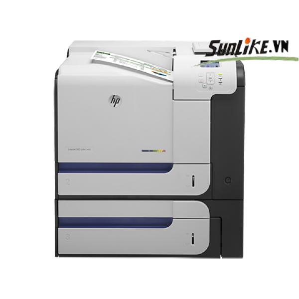 Máy in HP LaserJet Ent 500 Color M551xh