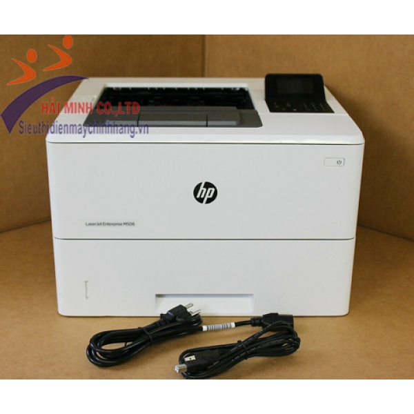 Máy in HP LaserJet Printer M506N
