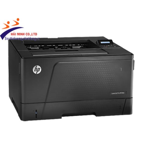 Máy in HP LaserJet Pro M706n