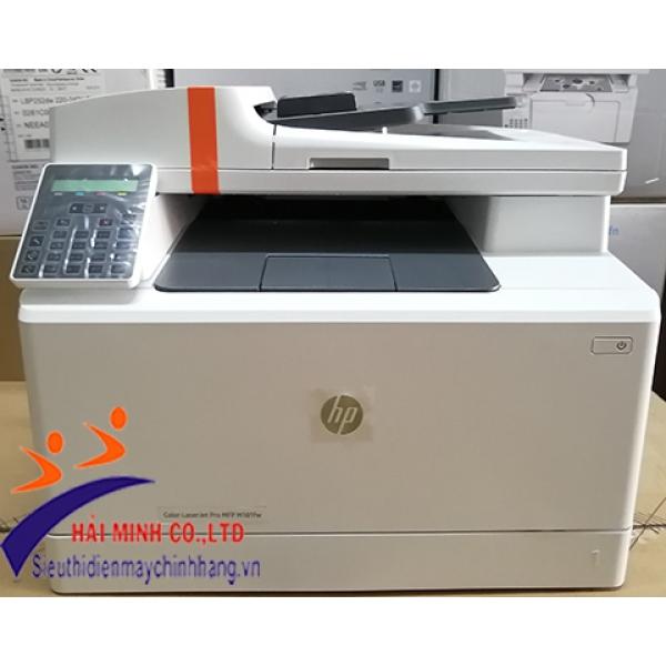 Máy in laser màu HP đa chức năng Pro M181fw