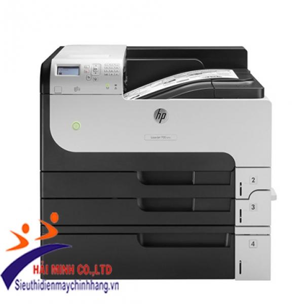 Máy in khổ A3 Laser HP M712XH (In mạng, 2 mặt tự động)