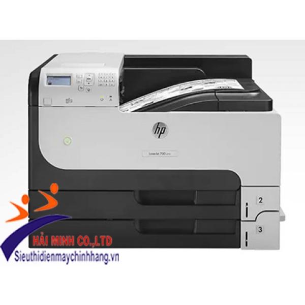 Máy in HP laserjet enterprise M712DN khổ A3