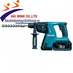 Máy khoan đa dụng dùng pin Makita HR262DWB