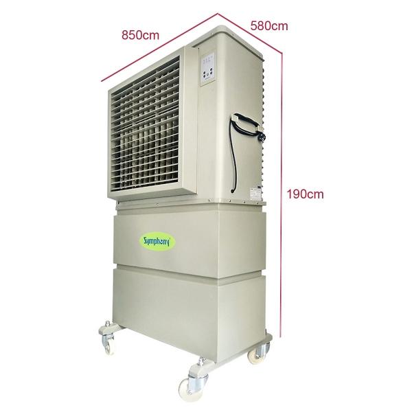 Máy làm mát bằng hơi nước Mobicool 190
