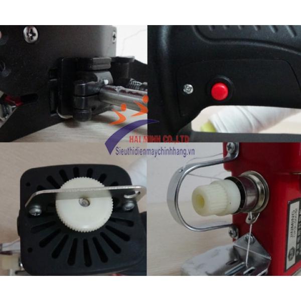 Máy may bao GK9-500 không bình dầu
