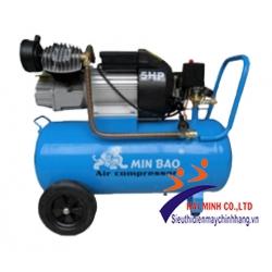 Máy nén khí (Xanh) Minbao 50L