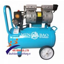 Máy nén khí không dầu (Vàng) Minbao MB-O24L