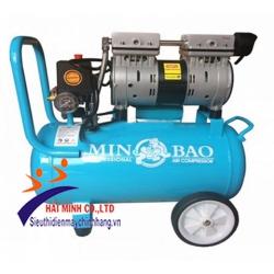 Máy nén khí không dầu (Vàng) Minbao MB-O35L