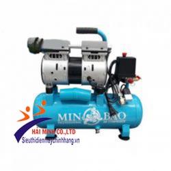 Máy nén khí không dầu (Vàng) Minbao MB-O9L