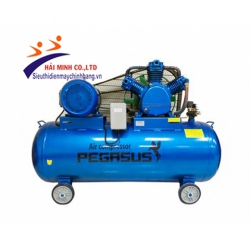 Máy nén khí dây đai PEGASUS TM-W-0.9/8-500L