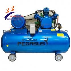 Máy nén khí dây đai Pegasus TM-W-0.36/8-180L(220V)