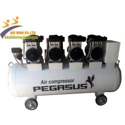 Máy nén khí giảm âm Pegasus TM-OF1100x4-300L (6HP)