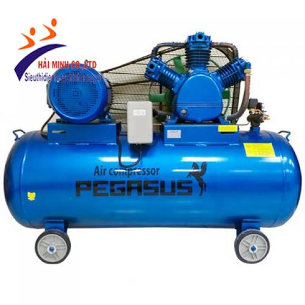 Máy nén khí dây đai Pegasus TM-W-0.36/12.5-180L (220V)
