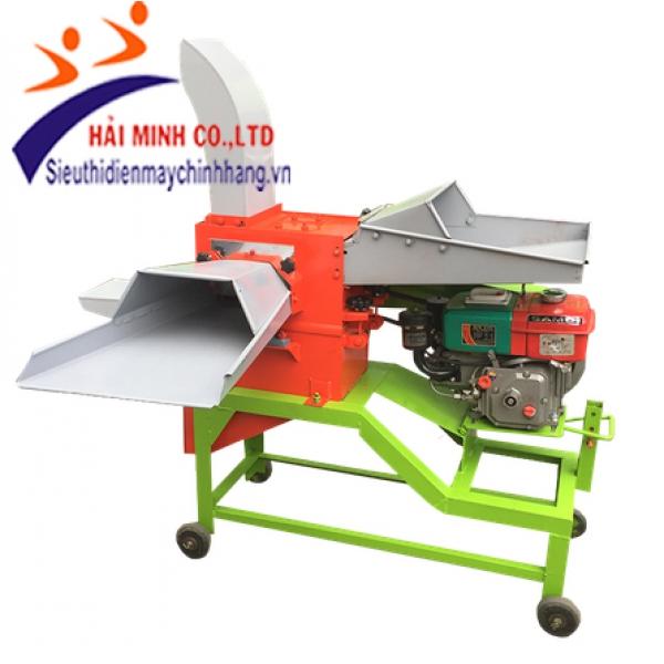 Máy băm nghiền đa năng chạy dầu DMBN-02