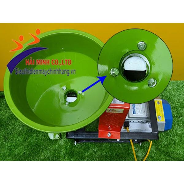 Máy nghiền bột khô ướt đa năng HMP180