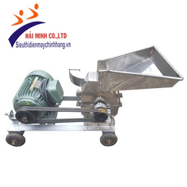 Máy nghiền bột inox 12 buồng HM121