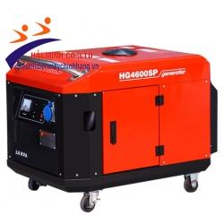 Máy phát điện Honda HG4600SP (Giảm thanh)