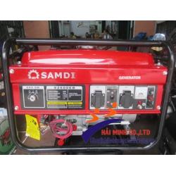 Máy phát điện xăng Samdi S2600B-1 (2kw giật)