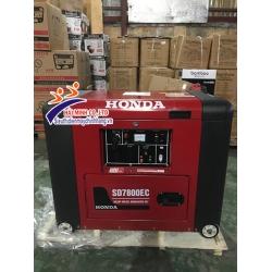 Máy phát điện Honda SD7800EC (đề nổ)