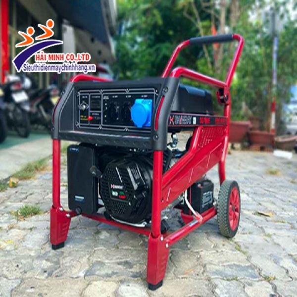 Máy phát điện SHINERAY SG 8500E ( 7KW) có đề 
