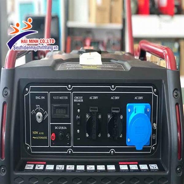 Máy phát điện Shineray SG 4500 ( 3KW)
