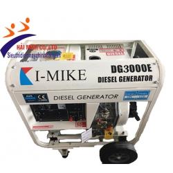 Máy phát điện dầu diesel I-MIKE DG3000E