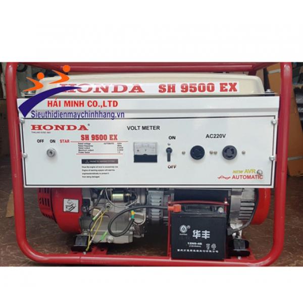 Máy phát điện Honda SH 9500EX