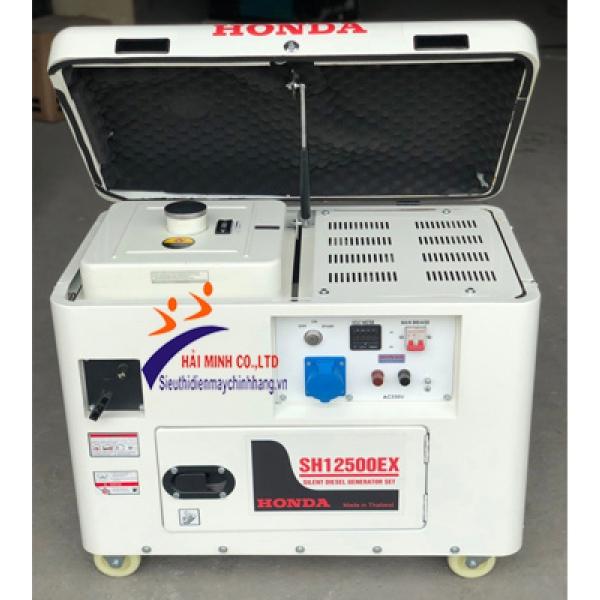 Máy phát điện xăng Honda SH12500EX (chống ồn)